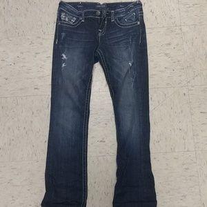 VIGOSS Size 7 Brooklyn Bootcut Jeans